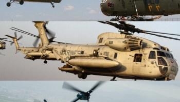 Marines Bid 'Phrog' Farewell to Last Active CH-46E Sea Knight