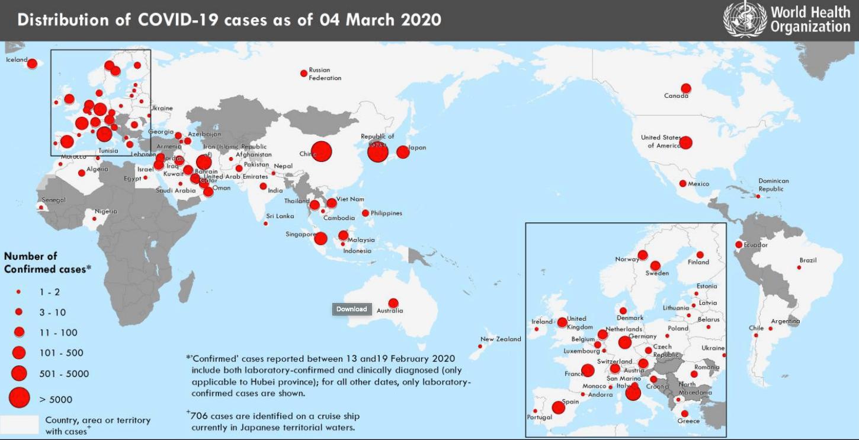 Report to Congress on Coronavirus Global Response - USNI News
