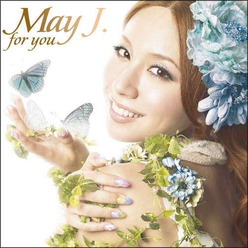 May J. 3rdアルバム「for you」を記念し、初の全国ツアーを開催!!