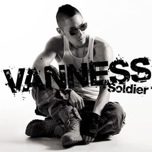 VANNESS、5thシングル「Soldier」発売&10月20日にはDVD「Soldier Of