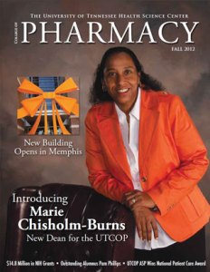 College of Pharmacy Fall 2012
