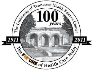 UTHSC Centennial Seal