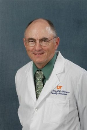 Dr. David Maness is the new medical director for the Physician Assistant Studies Department at UTHSC.