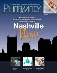 College of Pharmacy Fall 2014 alumni magazine
