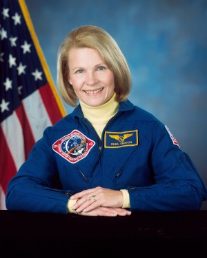 Margaret Rhea Seddon 2015 Astronaut Hall of Fame Inductee 1973 Graduate of the UT College of Medicine in Memphis