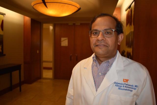 Dr. Debendra Pattanaik