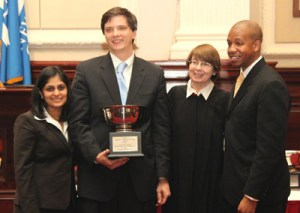 Law Moot Court Team