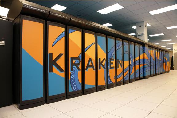 UT's Kraken Supercomputer