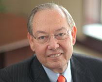 UT Knoxville Chancellor Jimmy G. Cheek