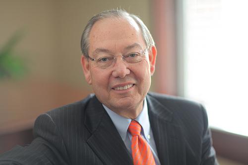 Chancellor Jimmy G. Cheek