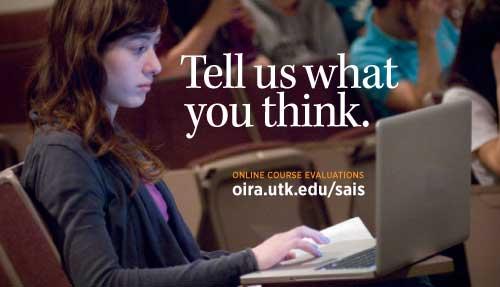 SAIS Instructor Evaluations