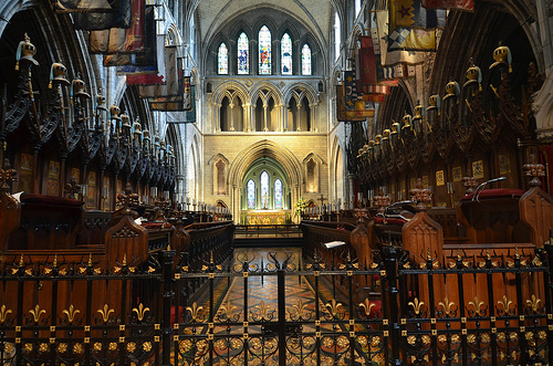Irish-church