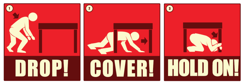 Earthquake-illustrations