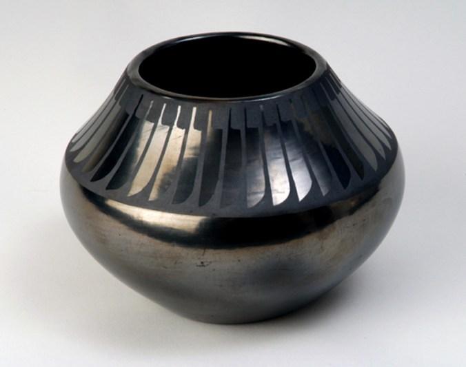 San Ildefonso Pueblo Jar