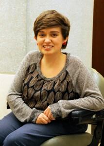 2014 Rhodes Scholar Lindsay Lee