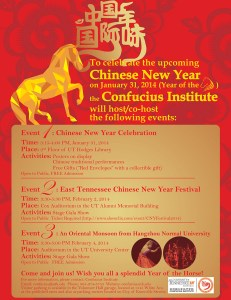 chinese new year lister