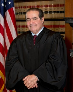 Justice Antonin Scalia | Credit-The Collection of the Supreme Court of the United States