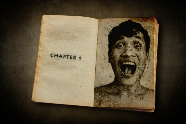 Book Of Horror,Chapter 1 Reading The Death