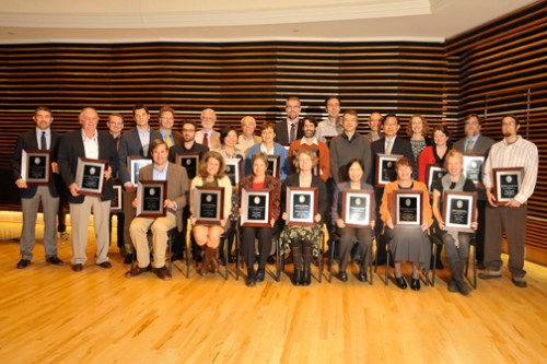 CAS Winter Convocation Award Winners 2014 10-40202-1