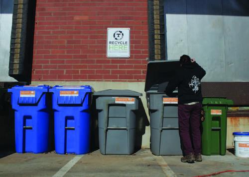 Public Recycling Drop-off