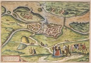 Map I
