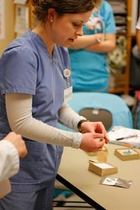 Therese Miller, Senior in Nursing