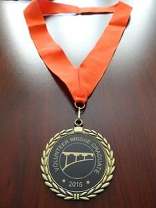 Bridge Medal -1