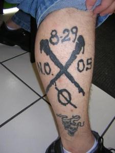 X-tattoo