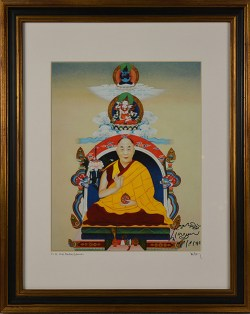 museum--Dalai Lama
