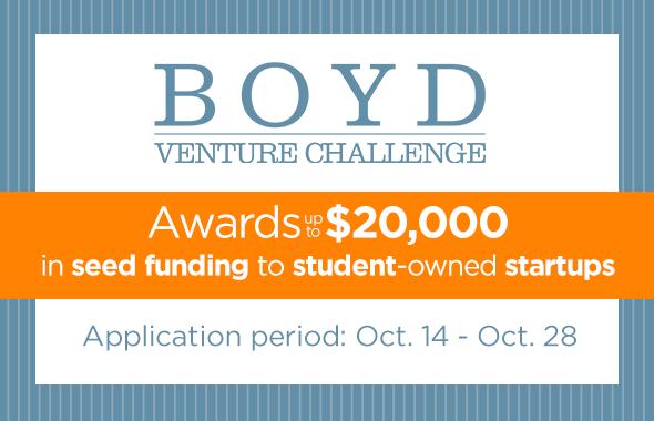 Boyd Venture Challenge