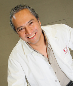 Francisco Valero-Cuevas, director of the Brain-Body Dynamics Laboratory at the University of Southern California. He will be a College of Engineering distinguished lecture series speaker on Jan. 27, 2016.