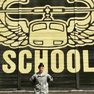 holmes in uniform