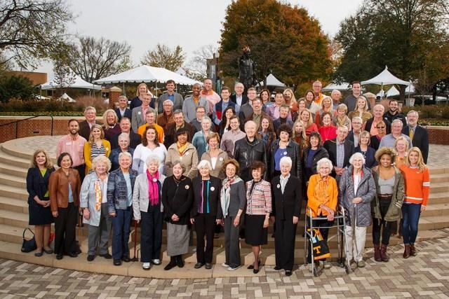 Torchbearer Reunion group photo