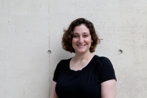 Avigail Sachs, assistant professor of architecture.