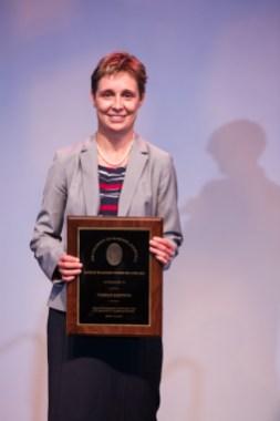 Angie Warren Perkins Award - Professor Veerle Keppens.
