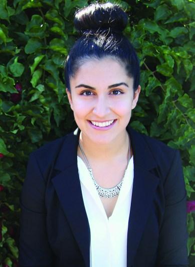 Sahba Seddighi is a 2016 Torchbearer award winner, a Chancellor's Honors Award.