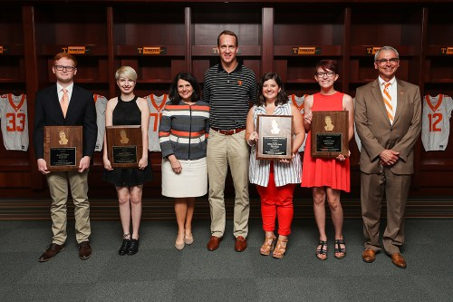 KNOXVILLE, TN - 2017.06.16 - Peyton Manning Scholarship Presentation