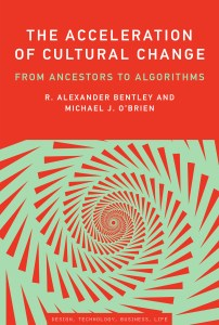 "An image of the cover of the book ""The Acceleration of Cultural Change"