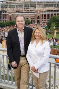 Greg and Lisa Smith