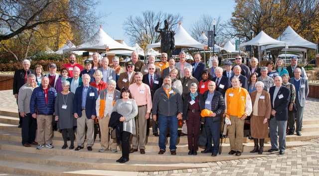 Veterans reunion pix
