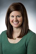 Sara Bradberry, Graduate School assistant dean and director of student services.