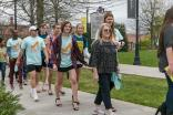 4th Annual Hike The Hill in Heels. Sexual assault, consent, relationship event...Monday, April 02, 2018...Photos by Erik Campos...41210