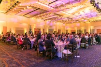Outstanding students and faculty members are recognized during the Chancellor's Honor Banquet at the Knoxville Convention Center on Tuesday, April 17, 2018...Photo by Erik Campos..41234
