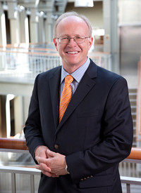 Stephen L. Mangum, dean of UT's Haslam College of Business.