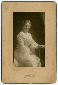 Portrait of Virginia P. Moore