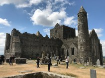 Chamber Singers tour Ireland, and the Rock of Cashel