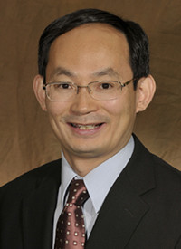 Feng Zhang, an associate professor in aerospace engineering and at the UT Space Institute.