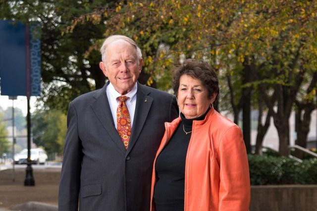 Jim and Judi Hebert