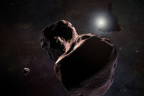Ultima Thule NASA