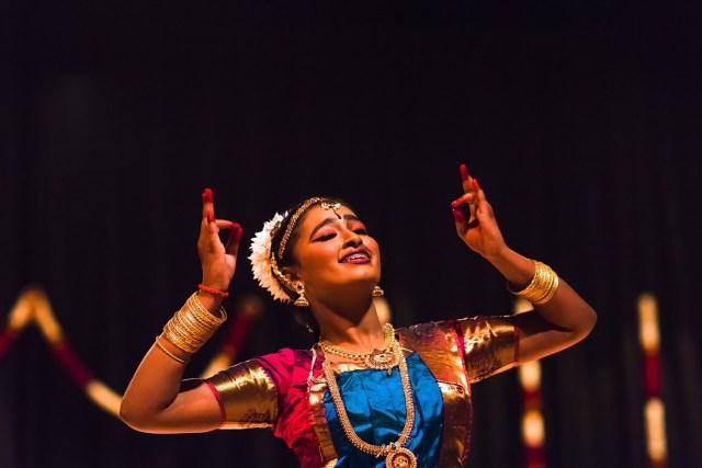 India Dance Press Photo